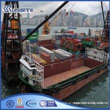 Barco flutuante de guindaste de transporte de areia (USA3-009)