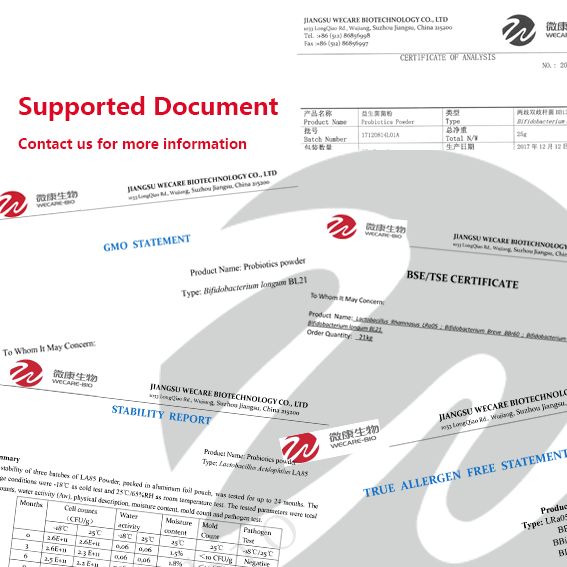 Supported Document
