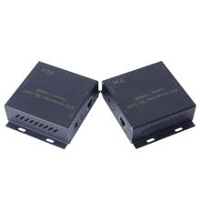 50m par un seul prolongateur DVI Cat5e / 6 1080p