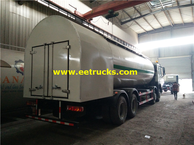 30 CBM LPG Gas Dispenser Trucks
