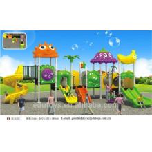 Venta caliente B10202 Cartoon patio al aire libre para niños