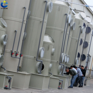 Acid gas Purification  scrubber factory