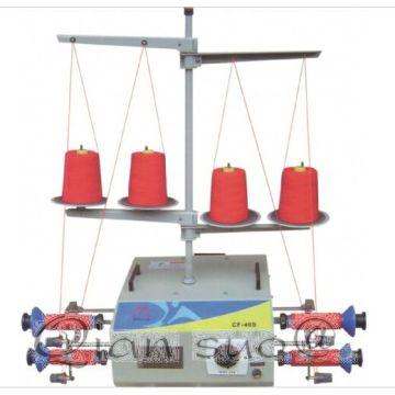 broderie bobinage fil machine 2 tête 4 tête