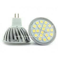 Nouvelle ampoule à DEL LED 12V MR16 5050 SMD 3D