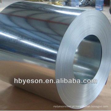 Bobina de aço galvanizado 60g 80g 100g 120g