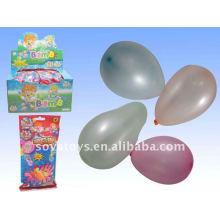 Ballon d'hélium coloré