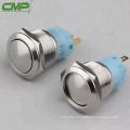 CMP 19mm stainless steel SS latching switch waterproof push button