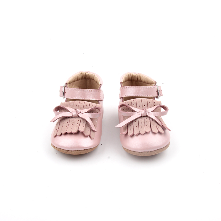 New Style Baby Dress Shoes Moccasins