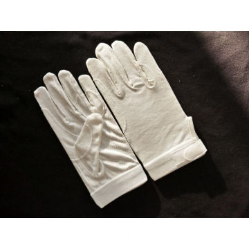Gants en coton blanc Sure Grip
