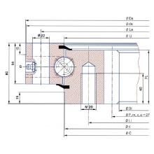 Торриани Внутренний подшипник поворотного кольца (I. 1166.20.00 B)