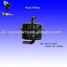Filtro de gasolina en línea 2512 1585