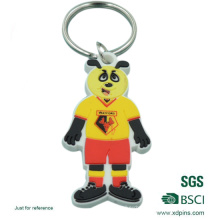 2016 Custom Design Soft PVC Keychain for Promotion
