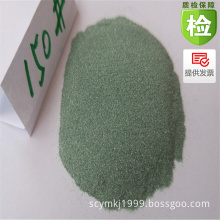 SiC/Green Silicon Carbide for Making Abrasive Papers