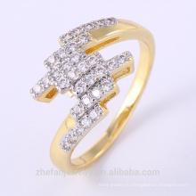 Известный бренд 2018 ювелирные изделия новейшие разработки инженеров железное кольцо купить золотые кольцо конструкции
