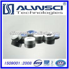 Tapa de aluminio de 20 mm Tapa de crimpado Cap de GC para CTC