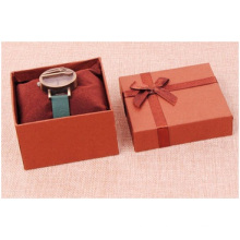 Special Coffee Kraft Paper Packing Box, Bracelet Watches Boxes