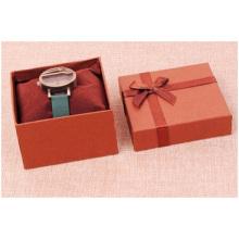 Caixa de embalagem de papel kraft especial para café, caixas de relógios com pulseira