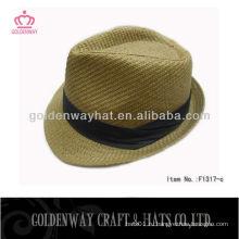 Мужские шляпы с черной полосой