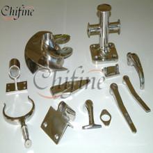Piezas precisas del hardware de pulido del acero inoxidable del bastidor