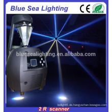 2015 neue Produktideen 2R 120w Moving Head Scanner Lichter