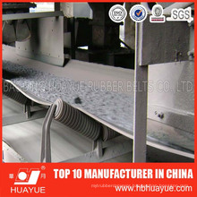 Polyester/Ep Conveyor Belt for Cement