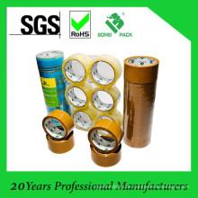 50mm 48mm 60mm Packing Tape mit Logo, bedrucktes Klebeband, BOPP Klebeband