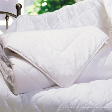 Edredão de plumas de ganso para a tampa do cobertor do edredão da cama (DPF10110)