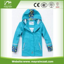 Impermeable y ropa impermeable de PU
