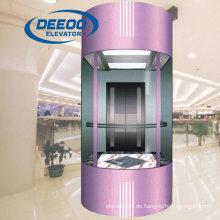 Heißer Verkauf elegante Sightseeing Beobachtung Aufzug