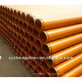 Concrete pump pipe/tube construction building fluid