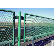 Constructions Fence/Highway Fence/Expanded Metal Fence-Xinao Brand