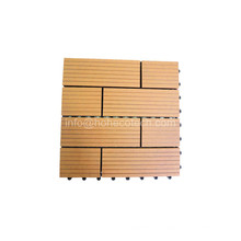 Natur Holz-wie Holz Anti-UV-Crack-Resistant WPC Flooring Fliese