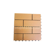 Nature Wood-Like Wood Anti-UV Crack-Resistant WPC Flooring Tile
