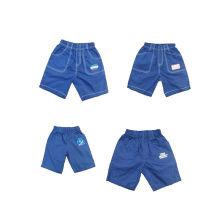Pantalones cortos 100% del muchacho del algodón en la ropa de los niños (SP002)
