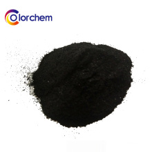 Textile dye Solubilized S. Black 1 and Solubilized Sulfur Black