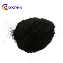 Corante têxtil Solubilizado S. Preto 1 e Sulfureto Solubilizado Preto