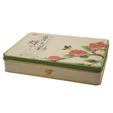 Tea Caddy Package Tin Box