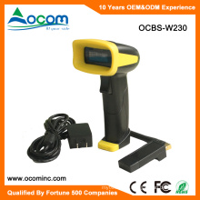 OCBS-W230-B Portable Mobile Bluetooth 2D Barcode Scanner With Memory