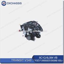Véritable V408 DU4D244L de Transit entièrement habillé assy du moteur 8C1Q 6L084 VB