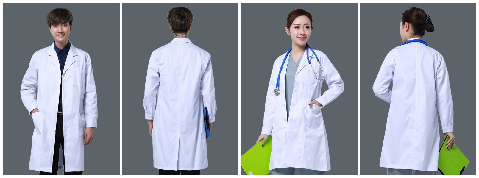 bleached white fabric for doctor uniform