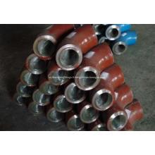 Coude en alliage haute pression ASTM A234 en acier allié