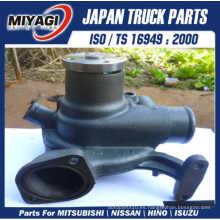 Me942187 6D22 Bomba de agua de piezas de automóviles para Mitsubishi