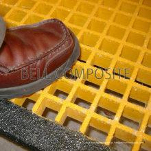 Passos de escadas estruturais de FRP / GRP / fibra de vidro com alta qualidade