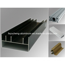 Aluminum Profile/Aluminum Window Frame/Powder Cating