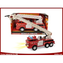 Friction Toys Fire Engine con luces y sonidos