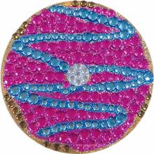 Costume Cortado Adesivo de Folha de Decoração À Prova D 'Água Barato Personalizado Cortado Vinil Cristal Kid Etiqueta