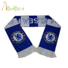Beruf Custom gedruckt Schal für Fußball-Team-Fans