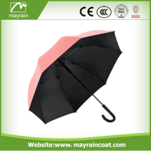 Pink Straight Wholesale Cheap Fashion Umbrella
