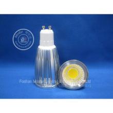 China led light manufacturer 7w cob led spotlight 220v gu10 led light