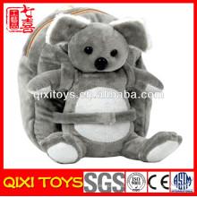 crianças mochilas de pelúcia koala pelúcia animal